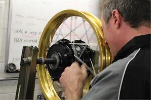 Wheel Building for all makes and models