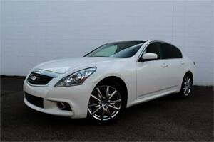 2013 INFINITI G37XS | NAV | SPORT | CERTIFIED | LOADED | LOW KM