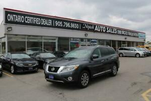 2014 Nissan Pathfinder SL,AWD,NAVI,CAMERA,NO ACCIDENTS ONTARIO