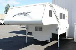 2008 Montana Ponderosa Truck Camper $12900 obo