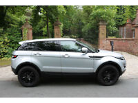 62 PLATE RANGE ROVER DIESEL AUTO EVOQUE AWD STEALTH BLACK PACK 69,564 MILES