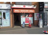 NEWSAGENTS AND POST OFFICE (MAINS) BUSINESS REF 147180