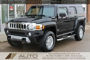 2008 HUMMER H3 4x4 ** LOW KM ** IMMACULATE **