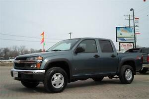 2006 Chevrolet Colorado LT Crew Cab Z71
