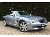 CHRYSLER CROSSFIRE V6 (blue) 2004