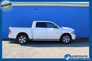 2014 Ram 1500 Sport (Leather, Nav, Crew)