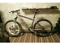 Specialised Stumpjumper 2008 mountain bike