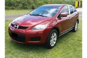 2007 MAZDA CX7 GT**NO ACCIDENTS**LEATHER LOADED!