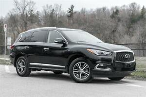 2018 INFINITI QX60/  7 PASSANGER ULTIMATE LUXURY