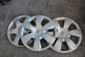 16 INCH TOYOTA HUB CAPS,WHEEL COVERS
