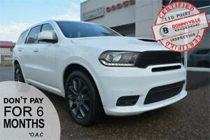 2018 Dodge Durango R/T- UNDER 30,000 KM, LEATHER, NAVIGATION