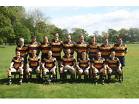 Join Edinburgh Northern RFC. Training Tuesday & Thursday evenings @ 6.30