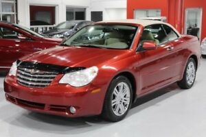Chrysler Sebring LIMITED 2D Convertible 2008