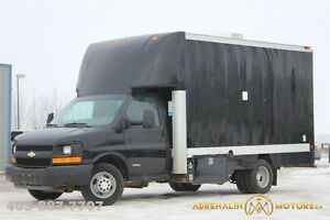 2012 Chevrolet Express Commercial Mobile Work Unit