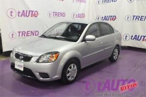 Responds to your life! 2011 Kia Rio EX