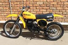 Suzuki,rm125.1976,near mint,suit,cr125.kx125.buyer Coffs Harbour 2450 Coffs Harbour City Preview