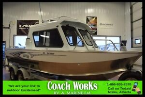 2019 HEWES CRAFT 210 SEA RUNNER WON'T LAST LONG
