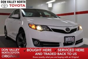 2014 Toyota Camry SE Premium Package