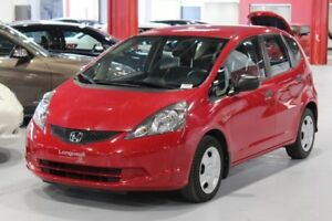 Honda FIT DX 4D Hatchback at 2013