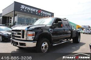 2008 Ford F-350 TOW TRUCK, CREW CAB, POWERSTROKE DIESEL