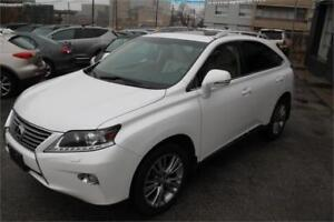 2013 LEXUS RX350, AWD, NAVIGATION, Remote Start, NO ACCIDENTS