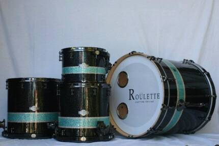 Roulette Custom Drum Shell Pack