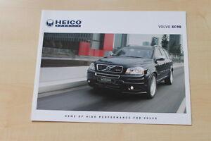 77765) Volvo XC 90 Heico Prospekt 11/2010