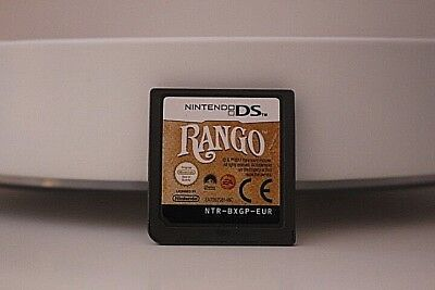 Rango - Nintendo Ds Games - VGC - Fully Working - Loose Game, usado comprar usado  Enviando para Brazil