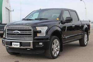 2016 Ford F-150 Limited SuperCrew 4x4