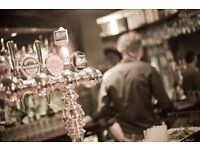Bar and Waiting staff required at The Queens Arms