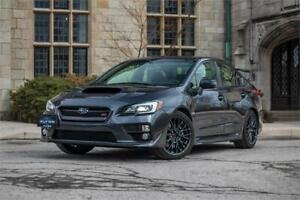 2017 Subaru Impreza WRX STI - MANUAL - 2 SETS OF WHEELS/TIRES