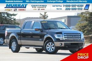 2014 Ford F-150 Lariat*NAV SYSTEM,SUNROOF,PARKING SONAR*