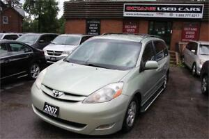 2007 Toyota Sienna LE Leather Power Doors! One Owner!