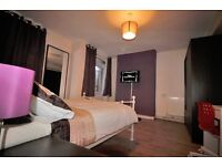 """COZY DBLE-BROMELY-BY-BOW-NEAR STATION-LOW DEPO-32"""" LCD TV-mini fridge-PRIVATE GARDEN!"""