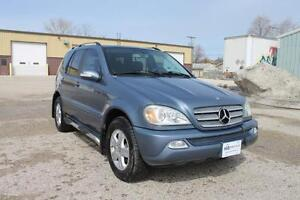*Safetied* 2005 Mercedes-Benz ML350 *AWD* *Leather* *Sunroof*
