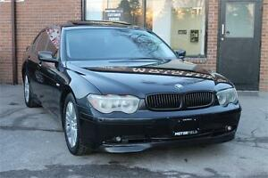 2004 BMW 7 Series 745Li *EXECUTIVE PKG*