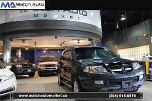 *Safetied* 2004 Acura MDX w/Tech Pkg *4WD* *BackupCam**Leather*