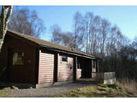 Broc Log Cabin Scotland Available For New Year