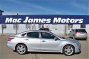 Mac James Motors >> 2013 Nissan Altimas For Sale By Owners And Dealers Kijiji