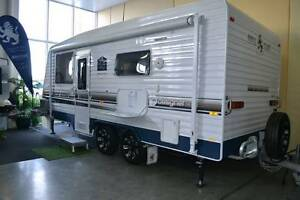 2016 Royal Flair Designer 19ft Caravan Carrum Downs Frankston Area Preview