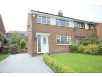 Harewood Way, Norden, Rochdale. 3 Bedroom Semi Detached Property For Let