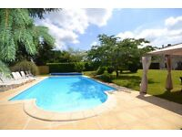 Restored Private Farmhouse for rental with Private Pool. Ideal for family and group holidays.