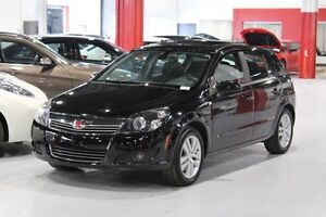 Saturn Astra XR 4D Hatchback 2009