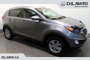 2012 Kia Sportage 2.4L LX AWD at