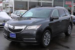 2015 Acura MDX AWD,7 PASSENGERS LOADED WITH NAVIGATION,& CAMERA