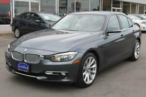2014 BMW 3 Series 320i,BLUETOOTH,USB,AUX,NO ACCIDENTS,ONTARIOCAR