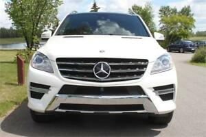 2015 Mercedes ML 350 BLUETEC Sport Package Spotless Condition