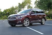 2014 INFINITI QX60*TECH PACKAGE*7-PASS*NAV*360*CAMERA*LOW KM* City of Toronto Toronto (GTA) Preview