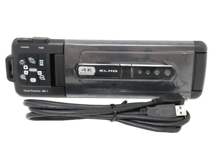 ELMO MX-1 1357 4K ULTRAHD VISUAL PRESENTER