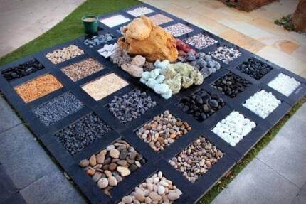 AUS's Widest Range Wholesaler of Garden Pebbles, Rocks, Aquascape